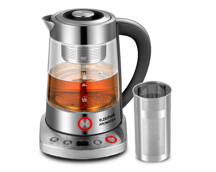 e-zichef AROMATEA Automatic teapot with infuser