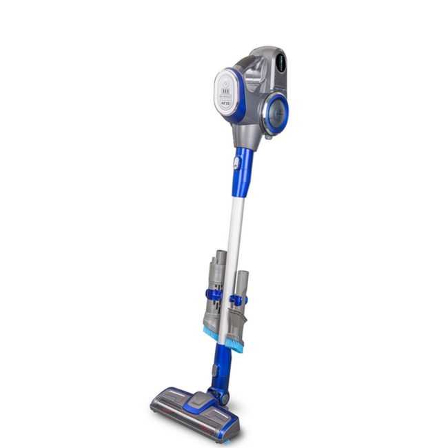 Cordless Handheld Vacuum Cleaner stick e.ziclean CYCLOMAX