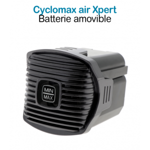 EZIclean® Cyclomax air Xpert - Batterie