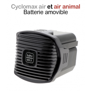 EZIclean® Cyclomax air et air animal - Batterie