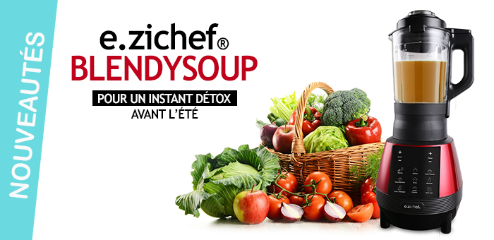 Soup Maker e.zichef BLENDYSOUP